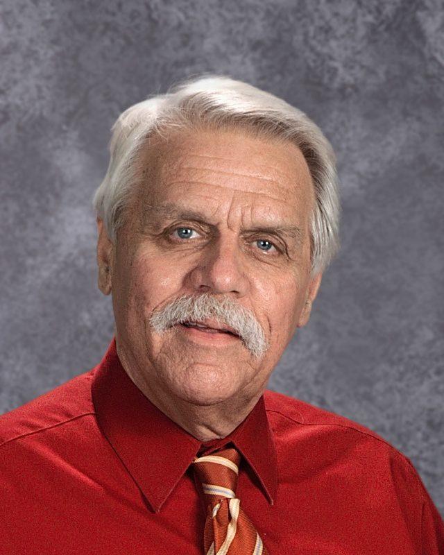 Mr. Mike Follett: Principal