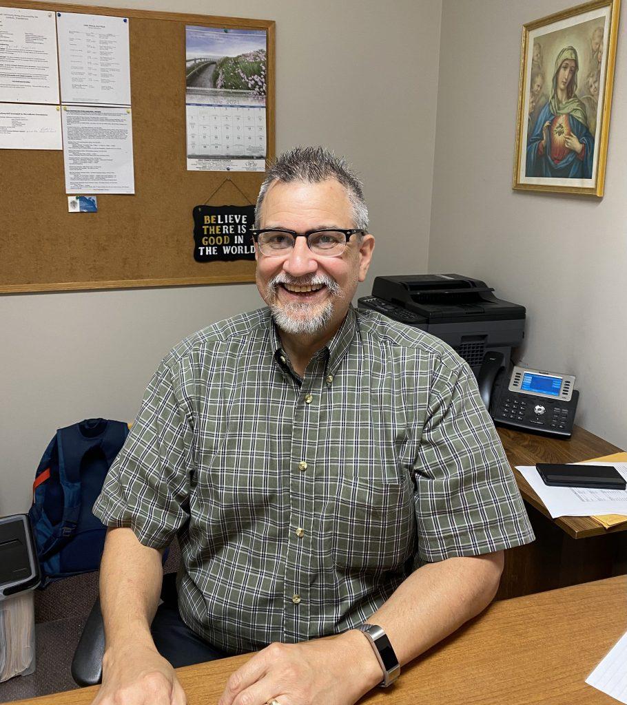 Mr. Joe Steiner: Finance Manager